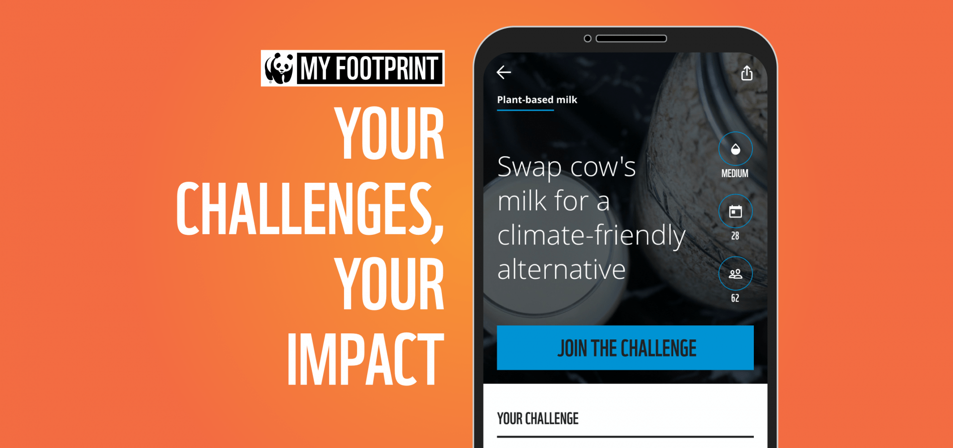 WWF'S MY FOOTPRINT APP - Mad Hatters Campsite