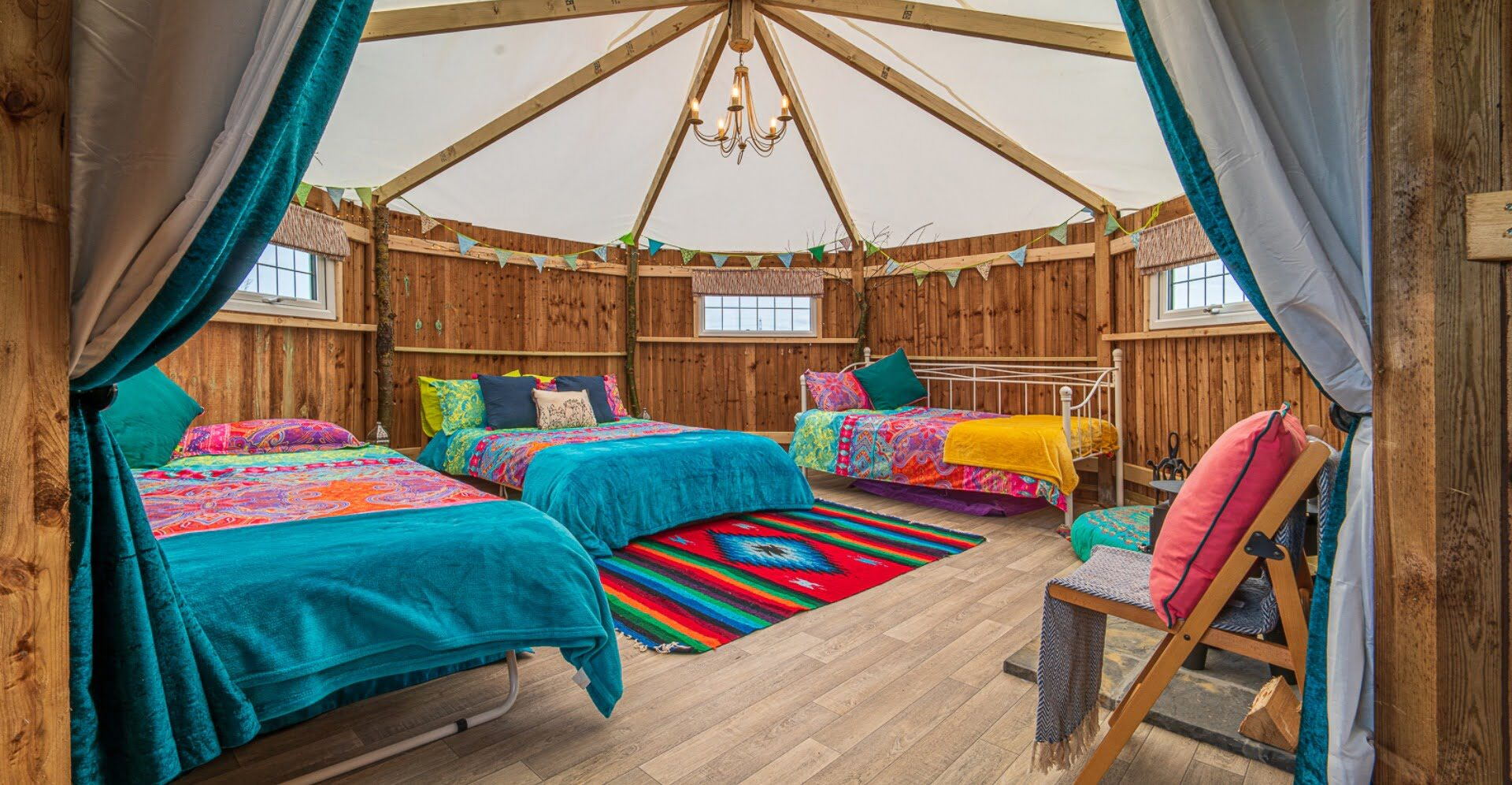 Timber Tents